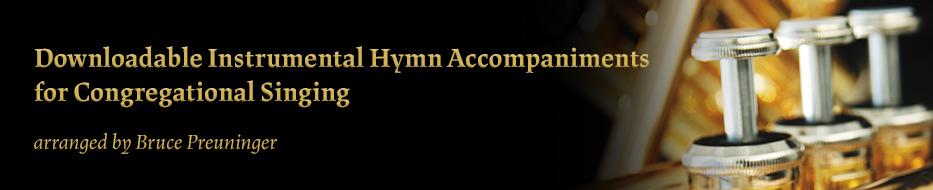Presbyterian Hymn Settings by Preuninger