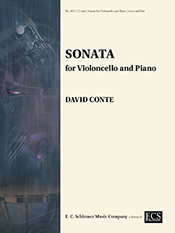In Praise of Music; American Death Ballads; Sonata for Clarinet and Piano; Sinfonietta for 11 Instruments; Concerto for Cello and Orchestra